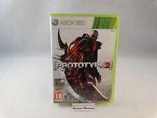 PROTOTYPE 2 - MICROSOFT XBOX 360 - PAL ITA ITALIANO - COMPLETO - COME NUOVO