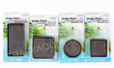 ISTA Aquarium Plant Cultivation Ceramic Wire Mesh Square  Anchor Java Moss
