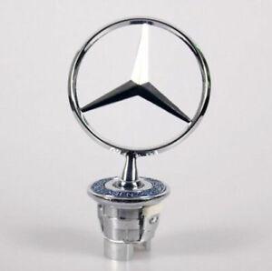 For Mercedes Benz Standing Star Hood Logo Emblem Badge w210 w202 w203 C200 w211