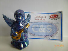 WADE BLUE LUSTRE ANGEL ONE OF A KIND COLOURWAY