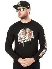 Metal Mulisha Langarm Herren-T-Shirts in normaler Größe