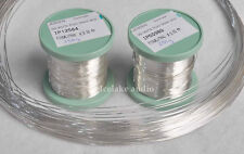 2 meter 1.0mm Denmark JENSEN  99.997%  Pure Silver wire audio cable