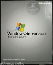 Microsoft Windows Server 2003 Standard Edition inc 10 CAL P73-00003