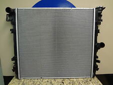 07-14 Jeep Wrangler New Engine Cooling Radiator 3.6L 3.8L Mopar Factory Oem