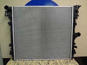 07-14 Jeep Wrangler New Engine Cooling Radiator 3.6L 3.8L Mopar Factory Oem