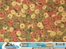 10kg Nagerringe Ringe Rollies Nager Luzerne Karotte Mais
