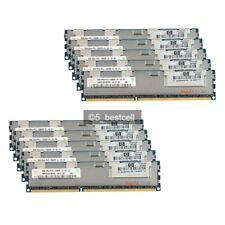 New Hynix 64GB 8X8GB 2RX4 DDR3 1333MHz PC3-10600R ECC RDIMM RAM REG Registered