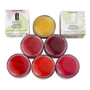 Clinique Sweet Pots Sugar Scrub & Lip Balm .41oz/12g