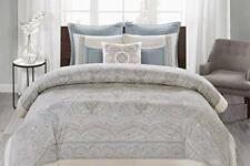 Echo Design Larissa Cotton Sateen Comforter Set - FULL - NEW