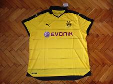Borussia Dortmund Soccer Jersey BVB Trikot Puma Germany Football Shirt XXXXL 4XL