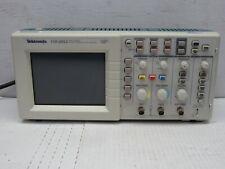 Tektronixtds2012 Two Channel Digital Storage Oscilloscope Sn C010232
