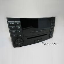 Original Mercedes Audio 20 CD MF2310 W211 Radio S211 Clase E 2-DIN Autorradio