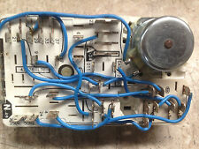 RECONDITIONED HOOVER WASHING MACHINE TIMER PART # 47578-M19  750LA