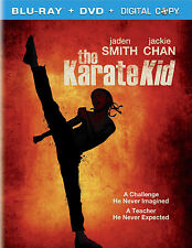 The Karate Kid Blu-ray + DVD US Version Region Free