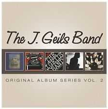 The J Geils Band - Original Album Series Vol 2 [CD]