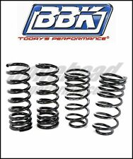 Suspension Body Lowering Kit Front Rear BBK Performance Parts 2501