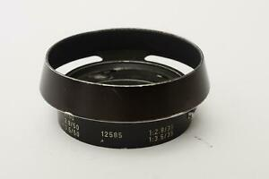 Leica Leitz 12585 lens hood for 35mm and 50mm