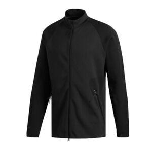 Adidas Golf Mens Adicross Primeknit Layering Full Zip Sweater