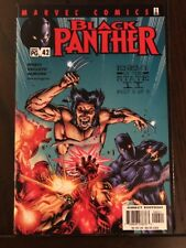 Black Panther #42 May 2002 Marvel Knights Marvel Comics