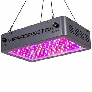1000W LED Grow Light Veg Bloom Switches Dual Chips Full Spectrum Indoor Plants