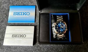 Seiko Prospex Turtle SRP773J1 Save The Ocean - Brand New