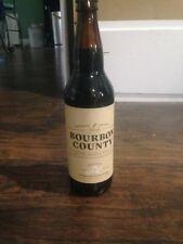 "Bourbon County Vanilla Rare Stout 2010 ""Empty"""