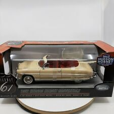 HIGHWAY 61 HUDSON HORNET CONVERTIBLE  1952    1/18th SCALE  IN BOX