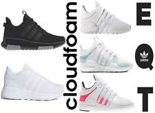 Adidas Unisex EQT/Cloudfoam Trainers Running Gym Shoes Casual Outdoor Sneakers