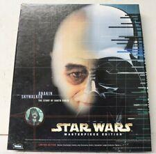 Star Wars Figure Anakin Skywalker Masterpiece Edition Kenner