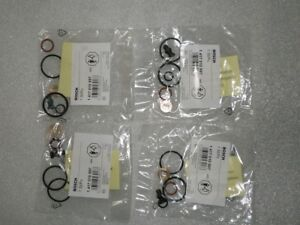 EINSPRITZPUMPE Dichtungssatz Bosch 1417010997 VAG Motoren 1.9 - 2.5 TDI  4 Stück