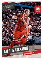 2017-18 Prestige Lauri Markkanen Bulls #157 Rookie RC PWE