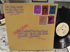 CAPTAIN BEEFHEART & HIS MAGIC BAND - STRICTLY PERSONAL BLUE THUMB RECORDS LP NM