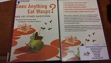Does Anything Eat Wasps?: New Scientist EXTRA LARGE PRINT 2 Vols. Paperback 2005