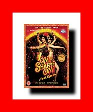 SHAH RUKH KHAN:OM SHANTI OM LIMITED EDITION 2-DVD SET BOLLYWOOD*MOVIE SUBTITLES