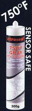 X'traseal Gasket Sealant  GREY, HIGH TEMPERATURE RTV Silicone, 300gm Cartridge