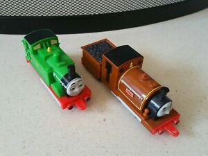 Thomas The Tank Engine & Friends DEAGOSTINI Oliver Duke PLASTIC TRAINS GULLANE