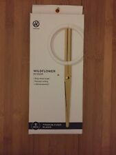 UBrands Wildflower Paper Trimmer Cutting Crafting Tool Office Supplies Gold