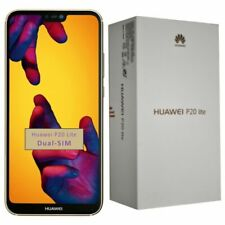 Huawei P20 Lite 64GB/ 4GB Unlocked 4G LTE Andriod Never Used Pristine A+++