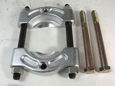 """BEARING SPLITTER Separator 1/2"""" to 3-5/8"""" W/ CAT 8 BOLTS, Shop Press Plate Bar"""