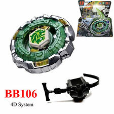 Fang Leone Beyblade 4D Top Metal Fusion Fight Master Launcher Grip Toys 2017