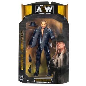 AEW Unrivaled Collection Series 1 Figure - Chris Jericho BRAND NEW