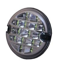 Para Land Rover Defender Series 88 90 109 110 Nas Led Rojo Luz Trasera 95mm
