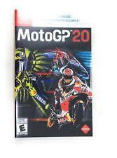 Nintendo Interruptor MotoGP 20 Juego Completo Moto Vídeo Juego Nuevo
