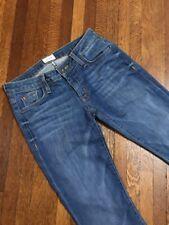 HUDSON SZ 25 Jeans Ferris Flare Leg Stretch Style W518DMC Color LVS Shade D