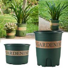 Flower Pot Garden Supply Nordic Green Root Plastic Flower Pot Rose Gallon Lotus.