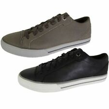 Leather Striped Shoes for Men