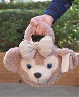 New Disney Duffy Shellie May Bear Coin case/Shoulder Bag/Handbag  Kid's Gift