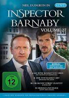 INSPECTOR BARNABY VOL.27 (NEIL DUDGEON, FIONA DOLMAN, ...) 4 DVD NEU