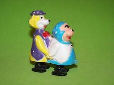 1960's MARX HARD PLASTIC RAMP WALKER TOP CAT AND BENNY THE BALL HANNA BARBERA