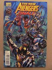 New Avengers Finale #1 Marvel Comics 2005 One Shot 9.2 Near Mint-